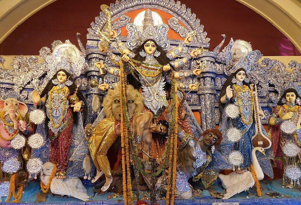 Durga-Puja in Kolkata