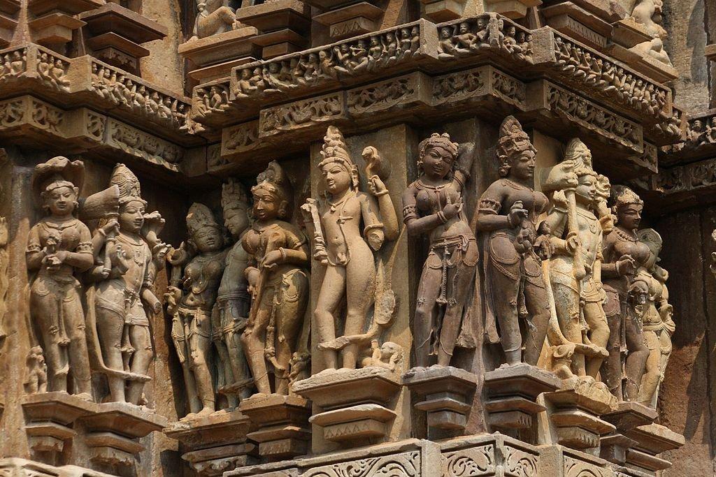 Khajuraho_sculptures